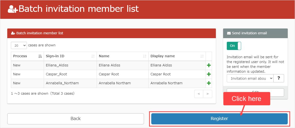 learningBOX-Member registration-E-learning system
