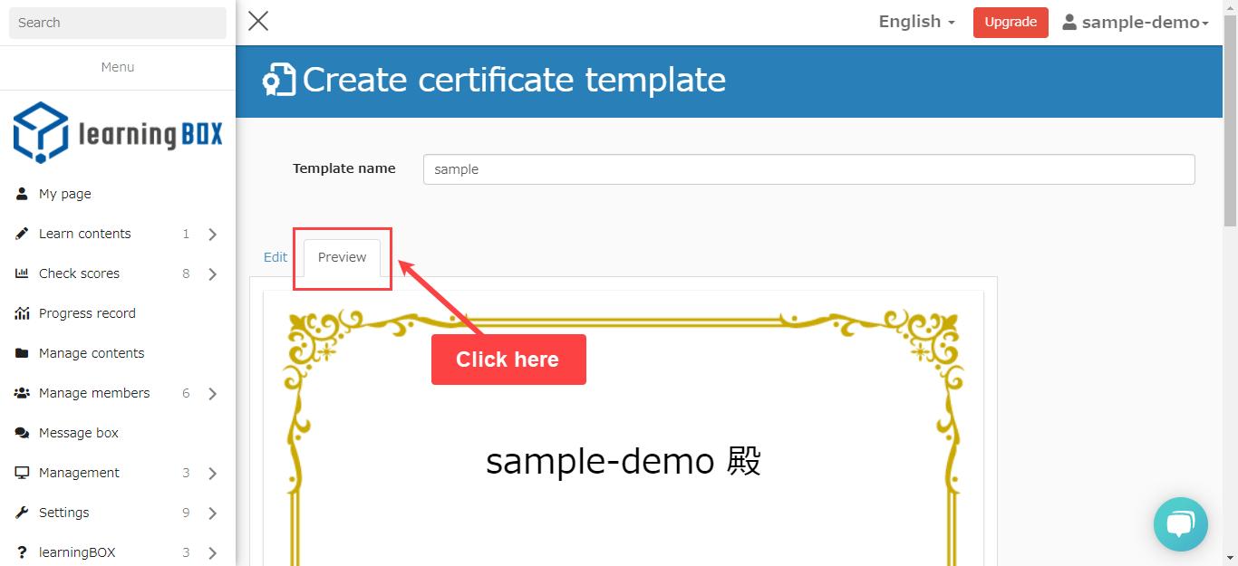 Certificate template management (4)