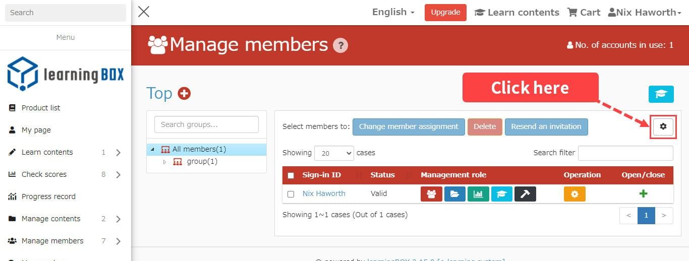GDPR-compliant login form