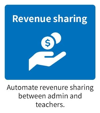 Revenue Sharing Settings