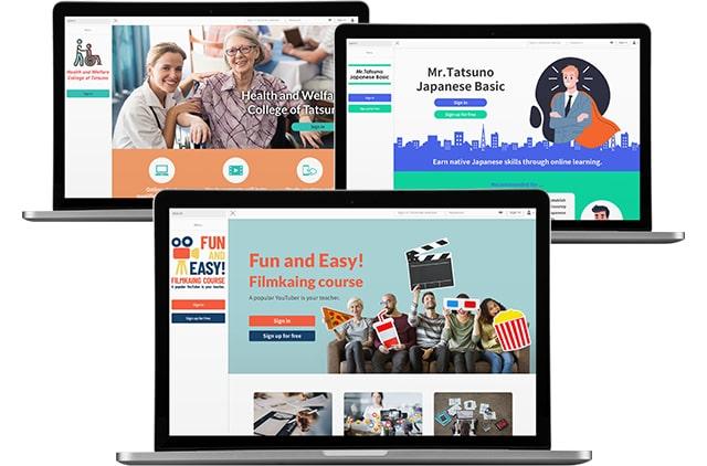 Online Course Sales