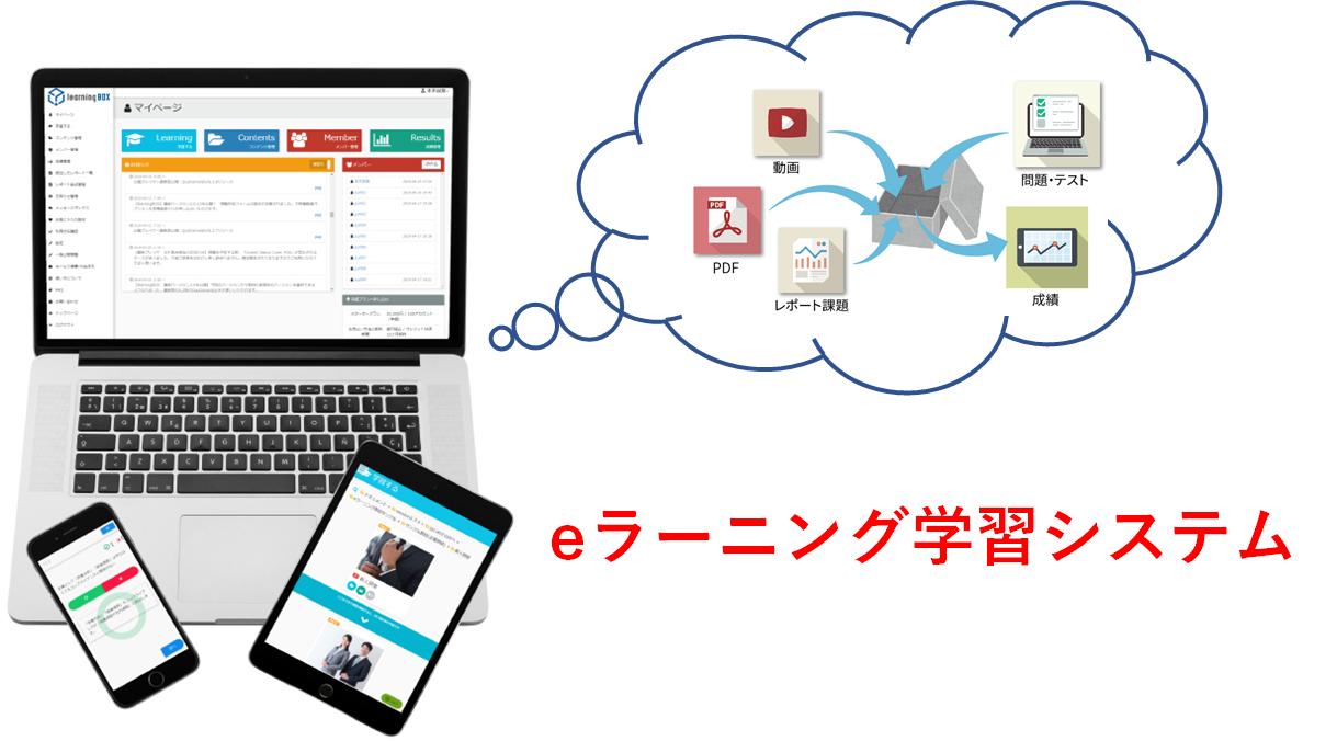 eラーニング学習システム_竜野情報システム