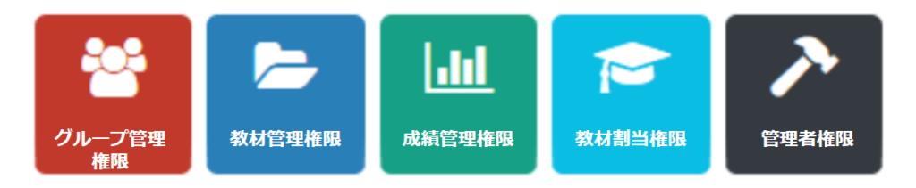 learningBOX-権限設定