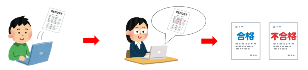 e-ラーニング-レポート課題