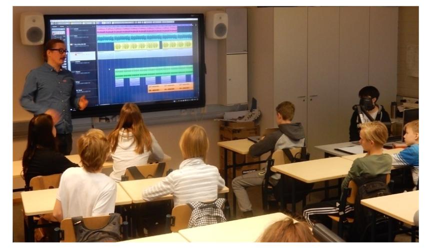 オンライン学習-フィンランド