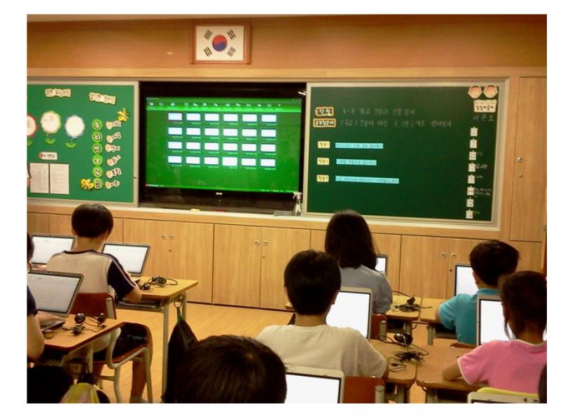 オンライン学習-韓国