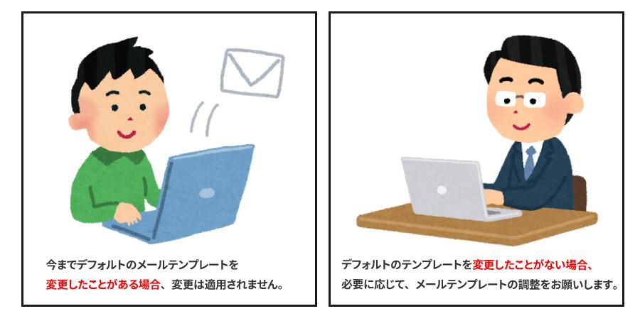 LMSのメール設定